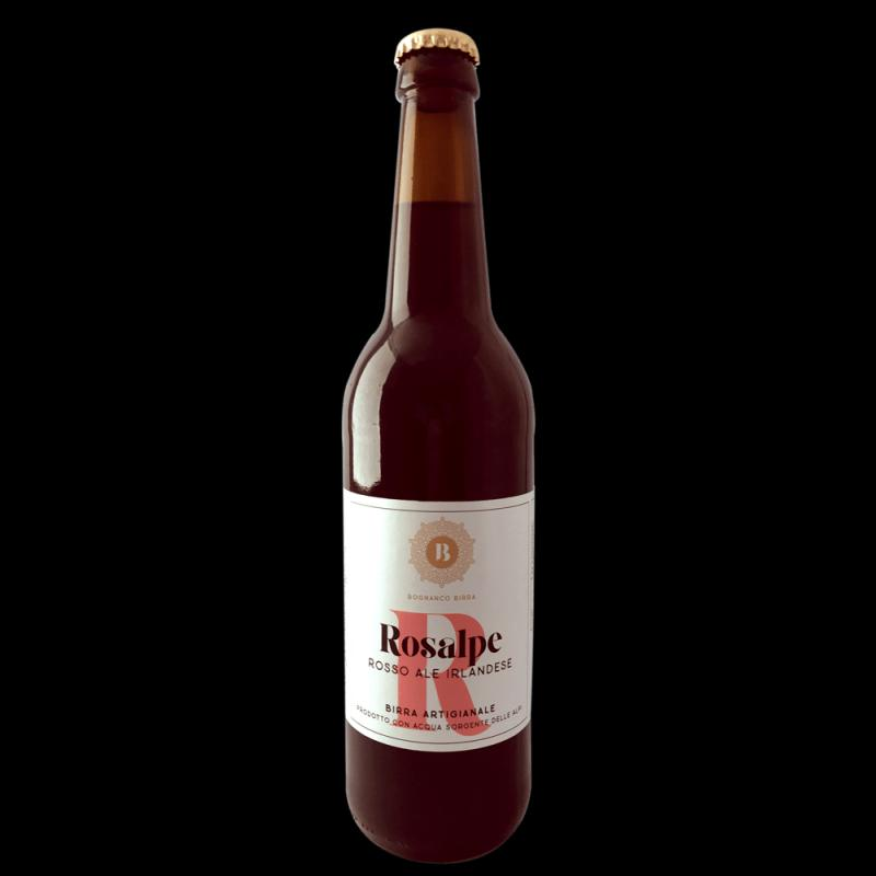 Rosalpe - Rosso Ale Irlandese - 50 CL.