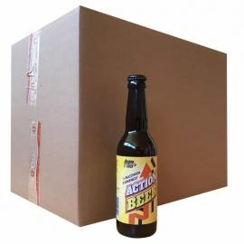 Box 24 bottiglie - Deqou Action Beer - Bitter 33Cl.
