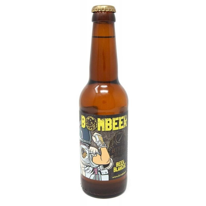 Bombeer - Blanche - 33cl. - Birra Babo